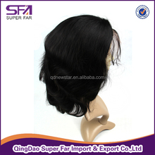 wholesale china fashion human lace front wigs