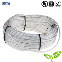 Customized textile braided cable cotton braided cable