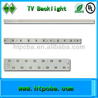 MCPCB manufacturer TV backlight serious