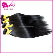 Eayon straight human hair,100% human straight hair, peruvian straight hair
