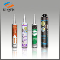 waterproof silicone sealant for decorate