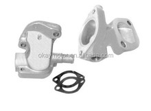 Engine Thermostat Housing Water Outlet 12511714 Fits Chevrolet GMC Van Pickup 2.5L L4