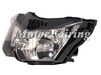 Assembly Housing Headlight House Fits for Kawasaki Z1000 2010-2011 Clear Head Light