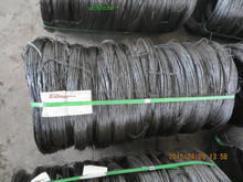1.24mm(BWG18) oiled twisted wire 1x(2-7)strand/black annealed iron wire to Israel market(Dingzhou Five-Star factory)