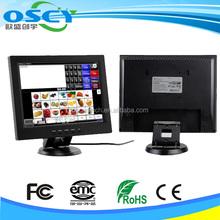 12 Inch Square Screen LCD Monitor with VGA/AV/BNC Optional