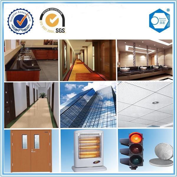Suzhou Beecore Aluminum Honeycomb Panel Used Building