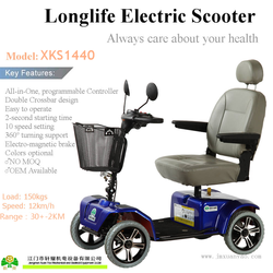 2015 new economical Scooter for Elderly XKS-1440