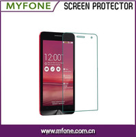 2015 hot selling tempered glass screen protector for ASUS Zenfone 4