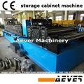 galvanizado de alta calidad de acero zapatero lamina antigua máquina para la escuela