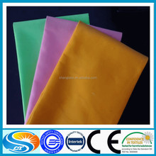 good quality poplin plain pocketing fabric/pocket lining fabric