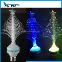 220V E27 Base LED Fabric Tree Light Bulbs
