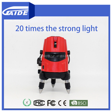 Buy cheap laser levels for construction for GAIDE-DR(660nm 150mw)