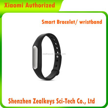 New Hot Sales Xiaomi Health Excercise Tracker Waterproof Rechargeable Bluetooth Smart Wristband