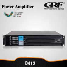 4CH 1250W High Professional Audio Power Amplifier
