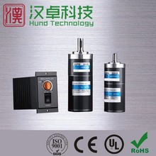 High torque planetary BLDC motor with speed controller