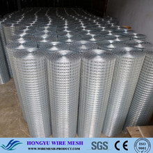 1/2 Mesh Stainless Steel T304 Welded Wire Mesh/Hardware Cloth