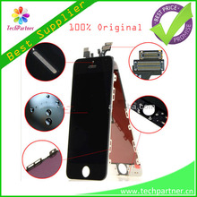 100% genuine original lcd for iphone 5 LCD touch with best price
