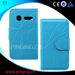 For Alcatel One Touch Pop C1 Flip Case Cover Leather Wallet Pouch Wholesale
