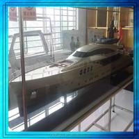 3D large plastic metal model plane