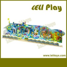 LL-I04 Commercial Kids Indoor Soft Play