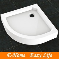 deep SMC shower bottom tray for shower cubicles