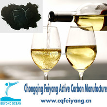 High Iodine Value Black Wood based Activated Carbon Powder Special for Alcohol Purification