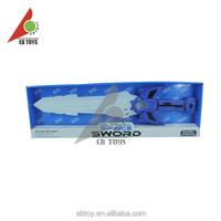 ABS Alibaba china supplier cool light toy samurai sword