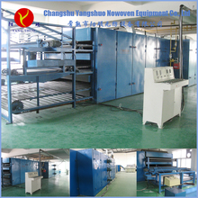 yangshuo thermal bonded, glue free wadding production line/ nonwoven machinery made in china