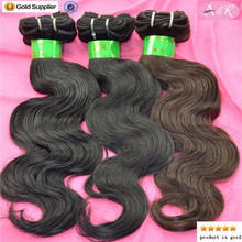 Angelbella Body Wave Hair Extensions Cheap Heat Resistant Grade 4A Indian Body Wave