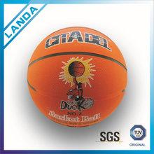 sporting match quality basketballs for junior