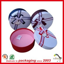 Custom cute beauty design Jewerly fancy gift boxes paper container with ribbon elegant design