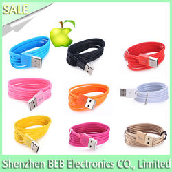 100% Original cable for iphone 5/6/6 plus, micro usb cable for iphone 6,ios 8 data cable for iphone 6 data cable