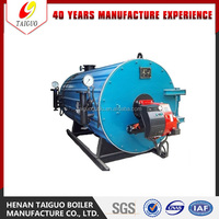 YY(Q)W horizontal gas fired ,oil fired organic heat carrier heater,thermal oil boiler