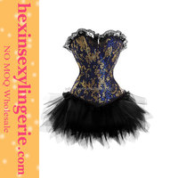 wholesale 2013 one piece fair ladies sexy long overbust corset