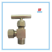 hot sales forged 6000psi ss316 hot gas bypass valve from china manufacturer