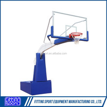Spring Assisted Basketball Ring Stand(Height Adjustable)
