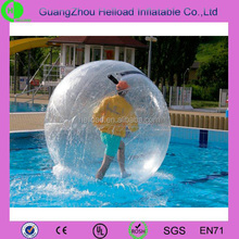 Popular grass /water walking zorb ball ,inflatable ball person inside, cheap inflatable body zorb balls for kid/adult