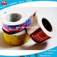 Foil Activity Sticker