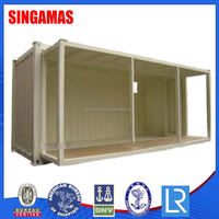Made In Qingdao 20 Feet New Design Luxury Container House
