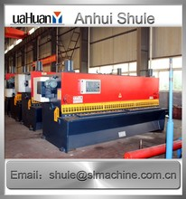 hydraulic guillotine shears QC11K-3X2000 polar guillotine,Highly secure cutting blades for shearing machine