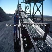 heavy duty coal mining equipment reinforced CC conveyor belts factory price