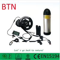 8fun mid drive motor kits 36V/250W-750W 8FUN center motor BBS-01 with 36V10.4 ah samsung battery