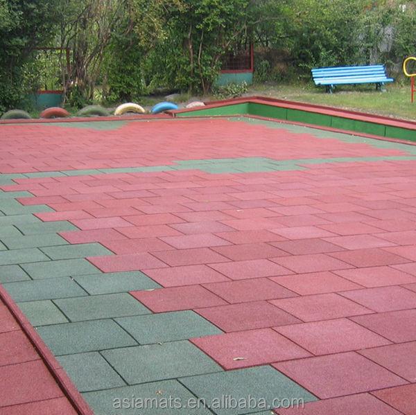 Pas cher de sol en caoutchouc en plein air caoutchouc for Terrace 6 indore