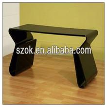 Most popular china handmade acrylic table legs