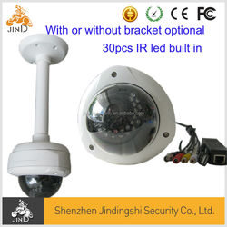 Full HD 1080P Fish-Eye IP Camera 360 Degree Vandal-proof IP66 Dome Camera