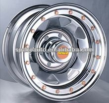 toda la venta de la rueda de acero y llantas para camiones nuevo estilo para 2013