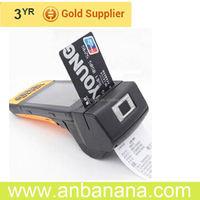 extraordinary Quad core wlan wifi 2d fingerprint mobile point of sale