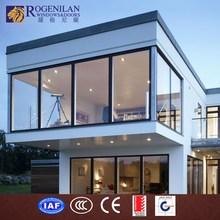 ROGENILAN all kinds customized aluminium frame glass sunroom
