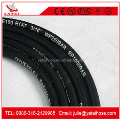Quality Assurance Construction Machinery Rubber Pipe