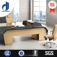 F-38 Modern intelligent design boss table curved office desk